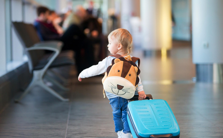 How to travel safely with children and COVID-19 times